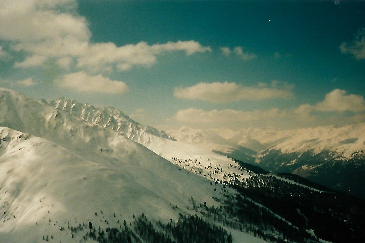 Skigebiet Bergkastel, Nauders am Reschenpass