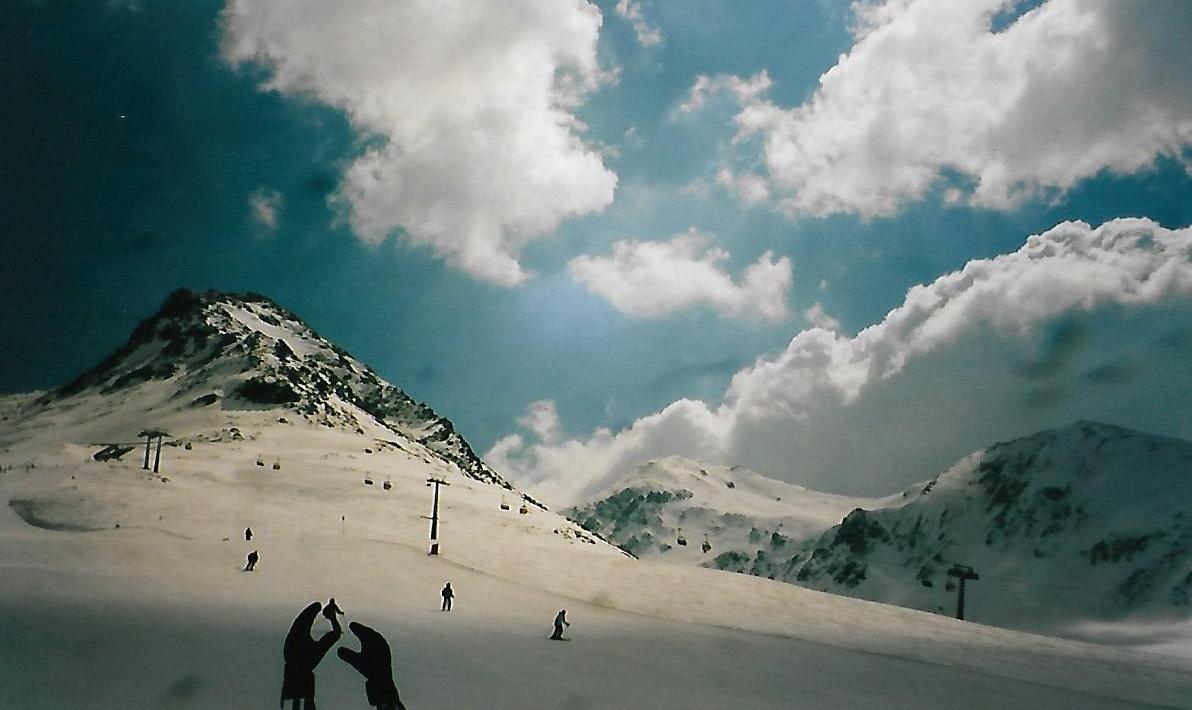 Zehner, Elfer, Zwölfer im Skigebiet Schöneben Reschenpass