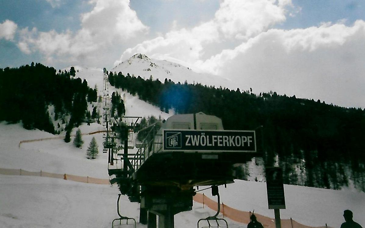 Zwölferbahn, Skigebiet Schöneben Reschenpass