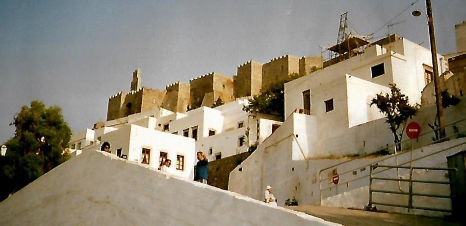 Kloster des Heiligen Johannes auf Patmos