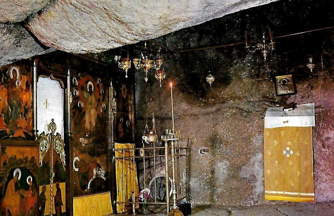 Heilige Grotte der Apokalypse auf Patmos