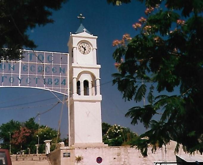 Friedhof von Pythagórion auf Samos