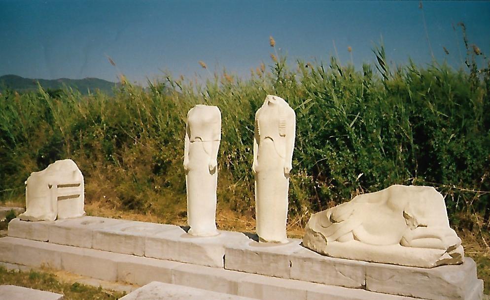 Heraion von Samos