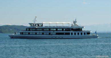Am Starnberger See – eine große Schiffsrundfahrt