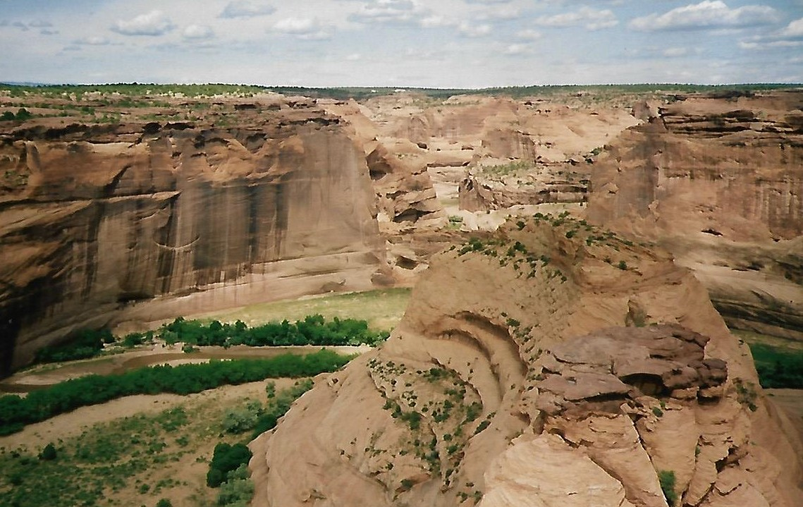 Canyon de Chelly - Arizona - USA