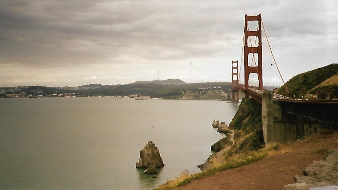 Golden Gate Bridge - San Francisco - USA