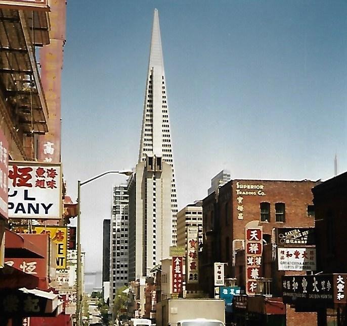 Transamerica Pyramide - San Francisco - USA