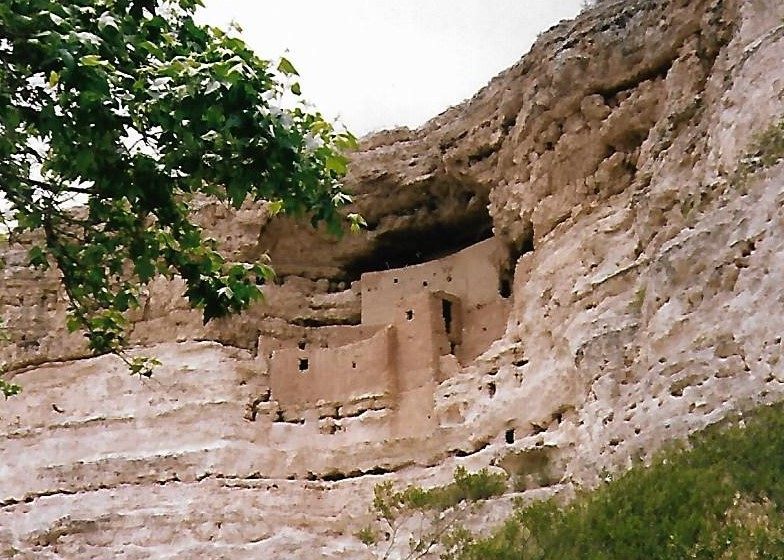 Montezuma Castle - Arizona - USA
