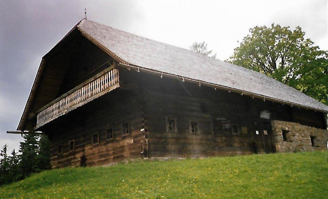 Roseggers Geburtshaus in der Waldheimat