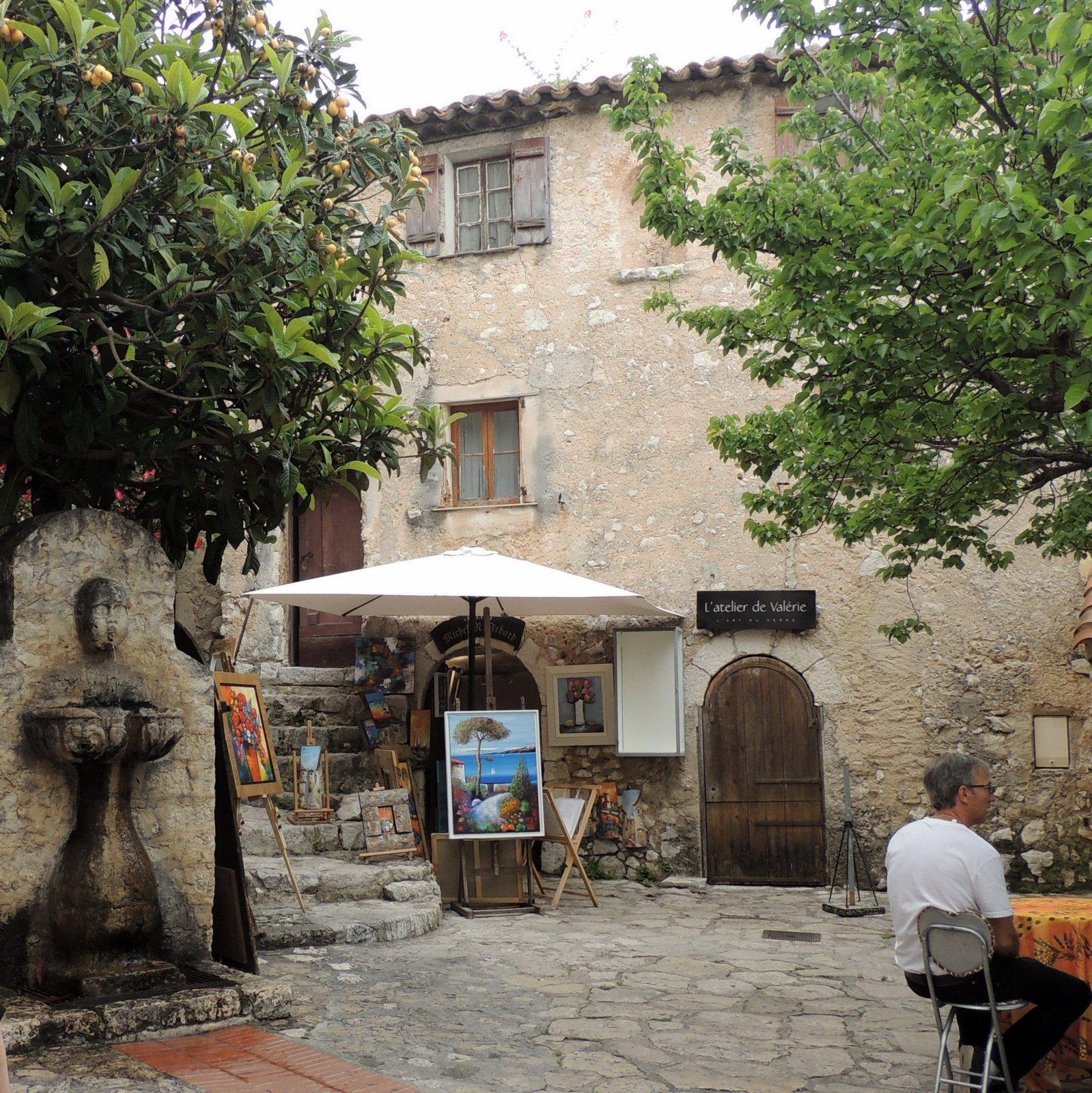 Éze Village - Côte d`Azur